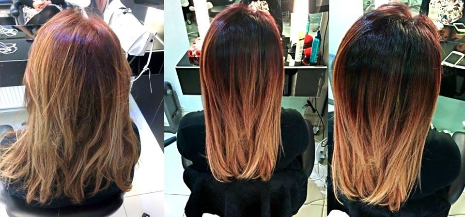 Włosy OMBRE czy włosy SOMBRE?