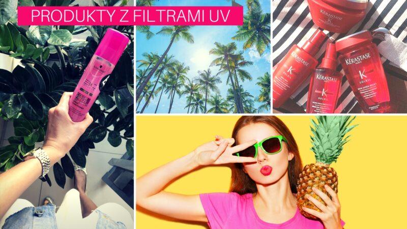 Kosmetyki do włosów w filtrami UV - propozycje Letniej Pielęgnacji z B&K